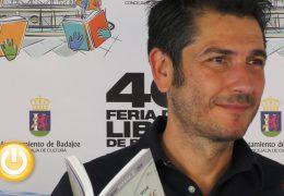 XL Feria del Libro – Carlos del Amor presenta «Emocionarte»