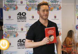 """XL Feria del Libro – Pablo Rivero presenta """"Las niñas que soñaban con ser vistas"""""""