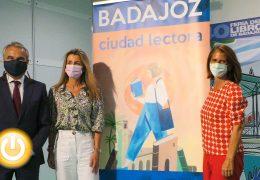 Presentado el programa 'Badajoz ciudad lectora'