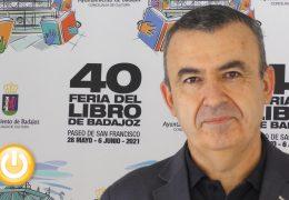"""XL Feria del Libro – Lorenzo Silva presenta """"Castellano"""""""