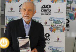 """XL Feria del Libro – José María Merino presenta """"Noticias del Antropoceno"""""""