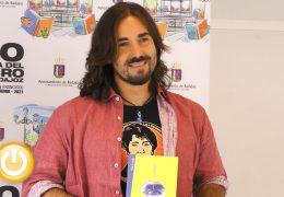 XL Feria del Libro- Andrés Suárez presenta 'A través de los ojos '