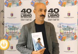 XL Feria del Libro-  Jesús Carrasco presenta 'Llévame a casa'