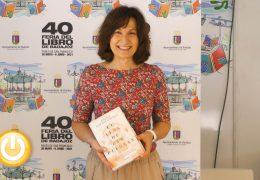 XL Feria del Libro- Paloma Sánchez-Garnica presenta 'El alma de las piedras'