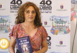 XL Feria del Libro-  Mónica Rouanet presenta 'No oigo a los niños jugar'