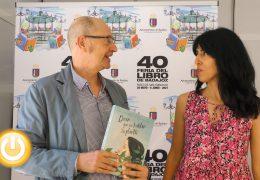 XL Feria del Libro- Fernando Marías y Raquel Lanseros presentan 'Dicen que no hablan las plantas'