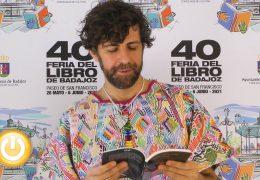 XL Feria del Libro- Santi Senso presenta 'Parir, volver al vientre'