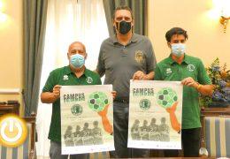 Rueda de prensa Deporte- Presentación Campus de Verano Unión Balonmano Pacense