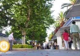 Éxito de público y ventas en la 40 Feria del Libro de Badajoz