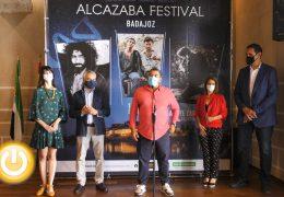 Rueda de prensa Alcalde- Presentación Alcazaba Festival
