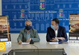 Rueda de prensa Alcalde- II Concurso 'Badajoz Capital del Desayuno'