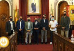 Rueda de prensa Alcalde- 'Baja TT Dehesa Extremadura 2021'