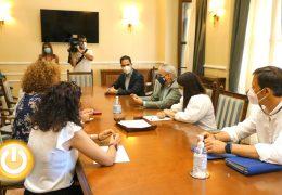 Rueda de prensa Alcalde- Encuentro en materia de Igualdad