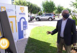 Rueda de prensa Alcalde- Promoción nuevas viviendas Valdebótoa