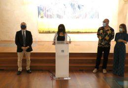 Rueda de prensa – Inauguración exposición Cielos Líquidos