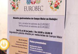 Rueda de prensa alcalde en funciones- Muestra Gastronómica de Campo Maior