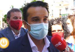 Ruedas de prensa – Ricardo Cabezas tras la investidura del alcalde