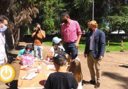 El programa 'Vive el Verano' arranca en el Parque de La Legión