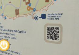 Rueda de prensa turismo – Carteles informativos accesibles