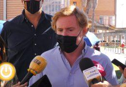 Rueda de prensa alcalde – Inauguración bibliopiscina