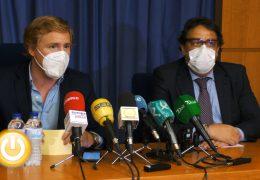 Rueda de prensa sanidad – Situación COVID19 en Badajoz