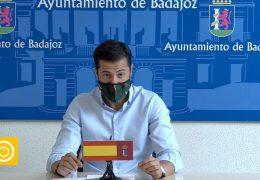Rueda de prensa concejal no adscrito – Moción contra la Confederación Hidrográfica del Guadiana