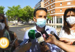 Rueda de prensa PSOE- Deficiencias barriada Ronda Norte