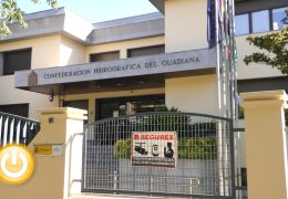 Rueda de prensa alcalde – Reunión Confederación Hidrógráfica del Guadiana