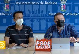 Rueda de prensa PSOE- Pleno Extraordinario