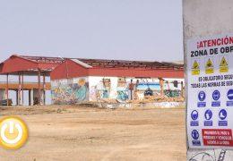 Comienza la demolición de las instalaciones del antiguo matadero municipal
