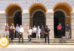 El Ayuntamiento convoca un minuto de silencio