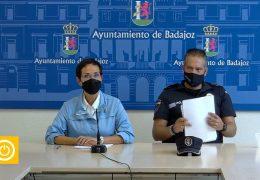 Rueda de prensa Policía Local-  Actuaciones en materia de Tráfico