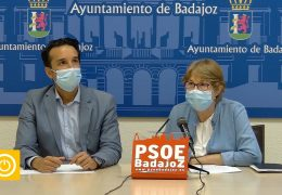 Rueda de prensa PSOE- Huertos Urbanos