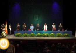 Acto oficial de entrega de medallas por Día de la Policía Local 2021