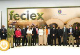 Rueda de prensa IFEBA- Inauguración FECIEX