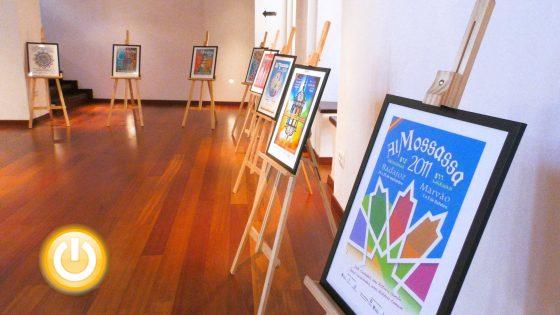 Una exposición muestra la historia de Al-Mossassa, a través de sus carteles