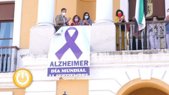 Acto institucional con motivo del Día Mundial del Alzheimer