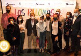 Rueda de prensa Alcalde- Presentación 'L@s Palom@s 2021'