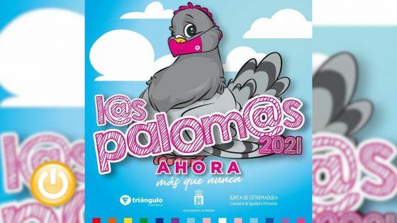 Del 6 al 16 de octubre, Badajoz acogerá L@s Palom@s 2021
