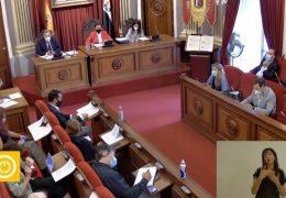 Pleno extra y ordinario de septiembre del Ayuntamiento de Badajoz