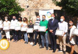 Rueda de prensa Turismo: Premios «Badajoz, capital del desayuno»