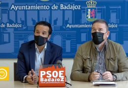 Rueda de prensa PSOE- Falta de efectivos de Policía Local