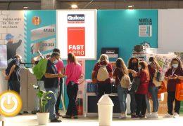 Badajoz acoge hasta el 7 de octubre la Feria AD'IP 2021