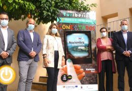 Rueda de prensa Turismo- Congreso 'Touriberia'