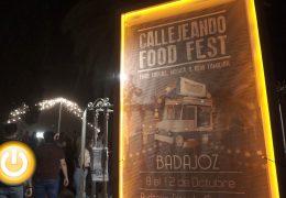 """Una vuelta al mundo gastronómica con el """"Callejeando Food Fest"""""""