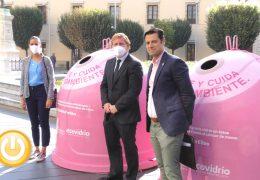 Rueda de prensa Alcalde- Campaña 'Recicla Vidrio por ellas'